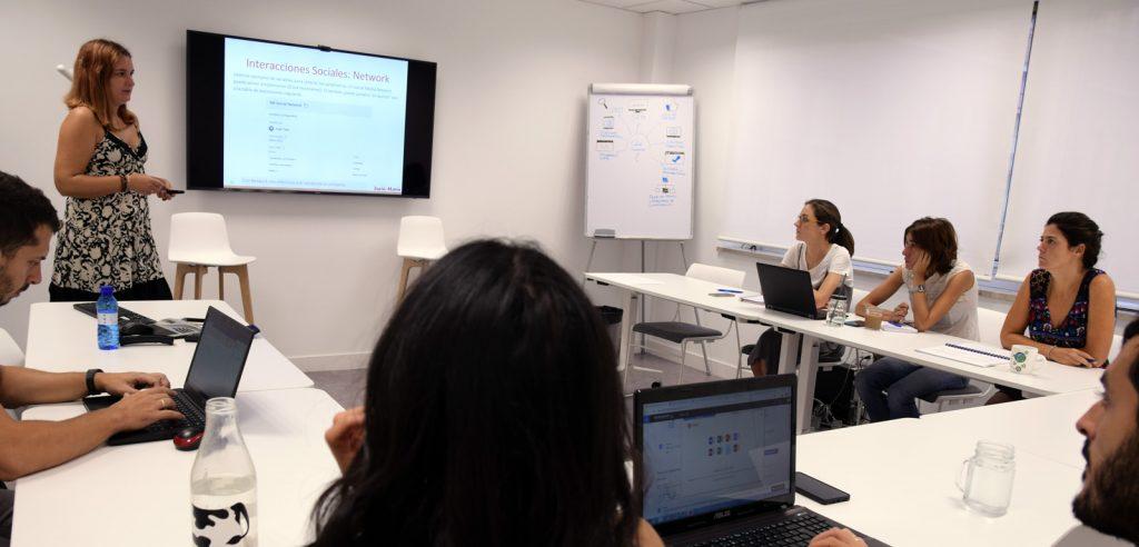Curso de Google Tag Manager en las instalaciones de Mediasal.