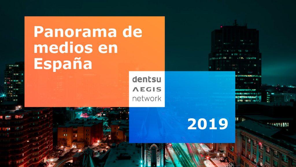 Dentsu Aegis publica la tendencias digitales para 2019