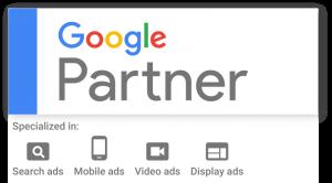Google video partner especializado.