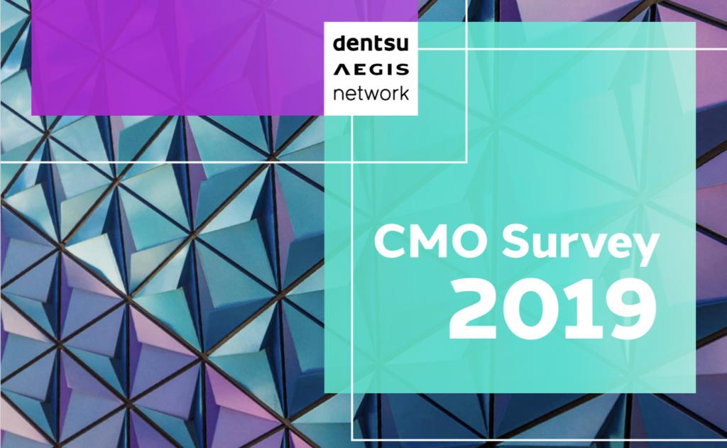 Encuesta anual CMO Dentsu Aegis Network