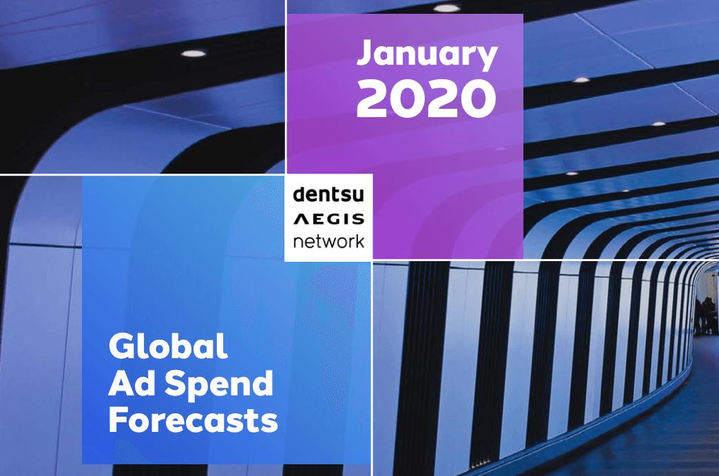 Video online y social ads impulsan el gasto en publicidad en 2020